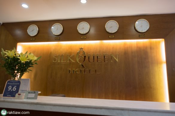 Silk Queen Hotel Old Quarter in Hanoi